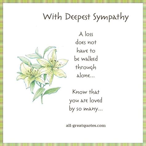 sympathy message deepest sympathy messages deepest sympathy poems