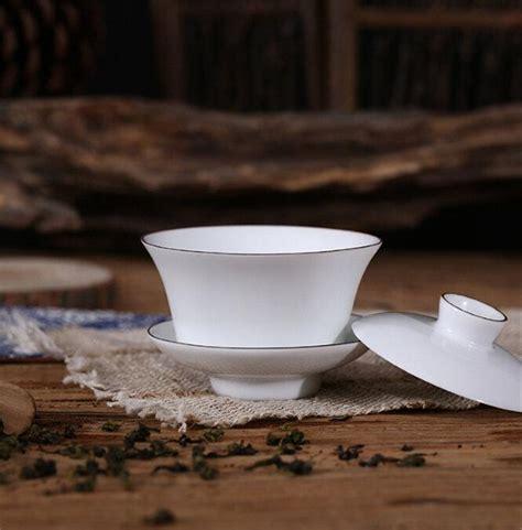 Handmade Tea - handmade tea ceremony gaiwan tea cup