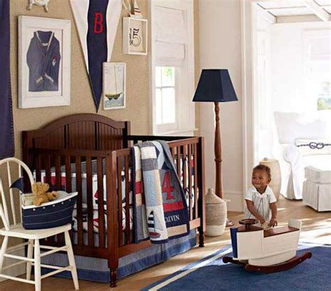 toddler nautical room nautical decorating ideas for rooms from pottery barn
