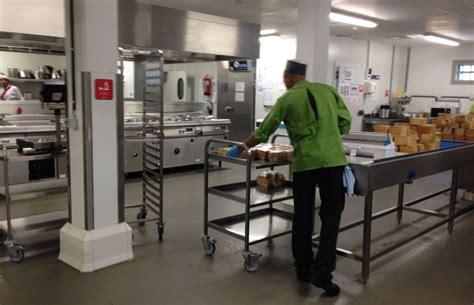cuisine collective qu饕ec les cuisines de la prison de marche r 233 compens 233 es par l afsca