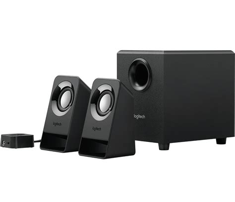 Speaker Logitech Z213 2 1 Speakers brand new logitech z213 2 1 pc speakers with subwoofer