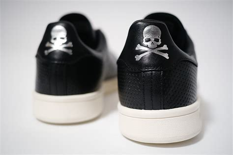 Mastermind Japan X Adidas Originals Stan Smith Limited Edition Us9 5 adidas consortium x mastermind japan stan smith