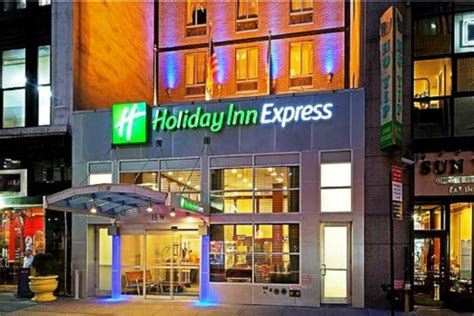 Comfort Inn 36th New York by Inn Express Nyc Herald Square 36th St New York