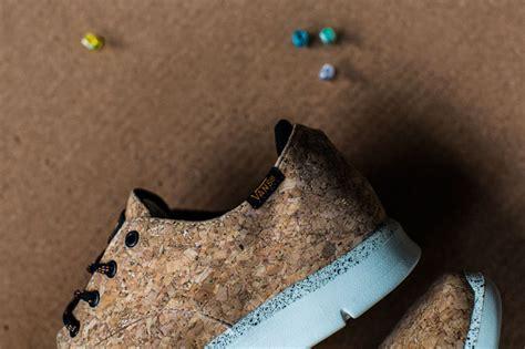 vans introduces OTW summer 2014 cork clad footwear collection