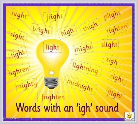 igh pattern words igh words display phonics pinterest words phonics