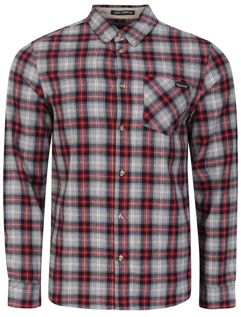 Checked Shirt flannel checked shirt in tokyo tokyo laundry