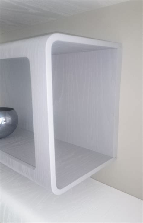 arredamento mensole a parete mensole a parete cyber di flai design complementi a