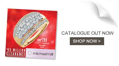 michael hill engagement rings wedding rings and