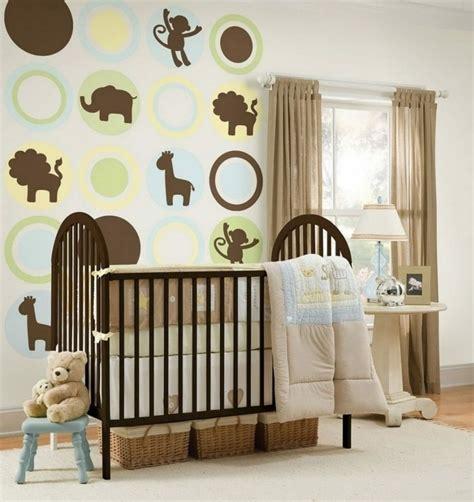 chambre d enfant originale la peinture chambre b 233 b 233 70 id 233 es sympas