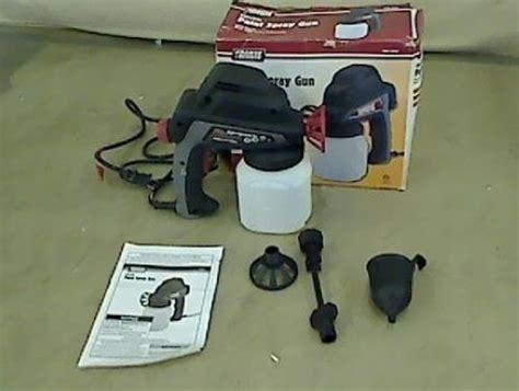 Spray Painter Electric Mollar Cat Spray Gun Listrik krause becker electric paint spray gun 60446 ebay