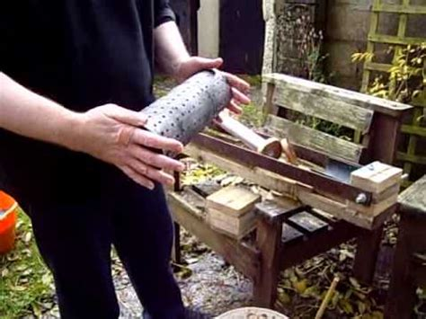How To Make Paper From Sawdust - fuel briquette press
