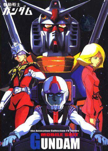 mobile suit gundam anime mobile suit gundam anime tv tropes