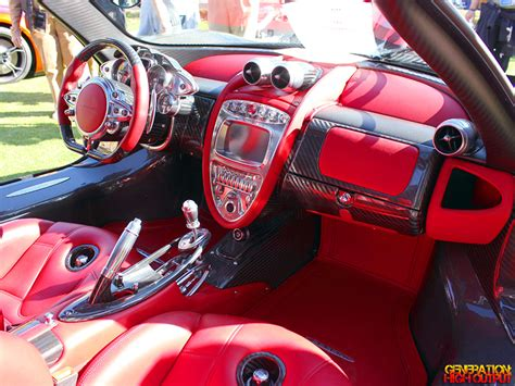 pagani interior pagani huayra insanity on wheels genho