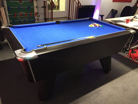 6 ft tables for sale 6ft supreme winner pool table free play table