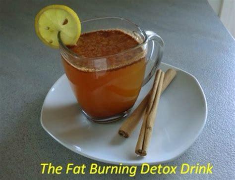 Burning Detox Drink by The Burning Detox Drink