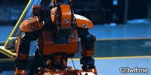 film robot policier moc tetravaal tvs002