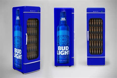 bud light e fridge office bud e fridge hiconsumption