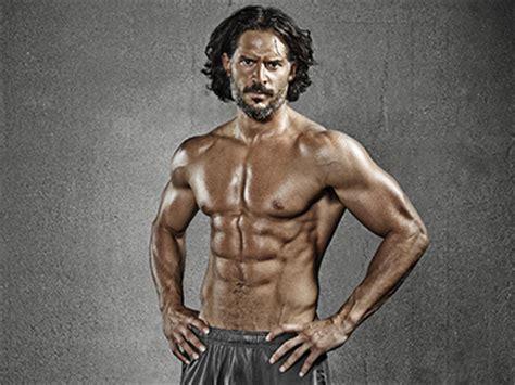 joe manganiello bench press joe manganiello workout routine diet chart body stats