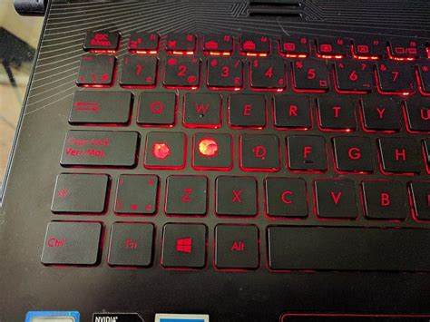 Laptop Aufkleber Asus by Asus Gl552vw Keyboard Stickers A S And D Are Fading