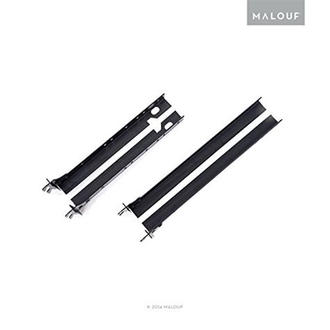 Footboard Extension Brackets by Structures By Malouf Set Of 2 Hook On Connection Footboard