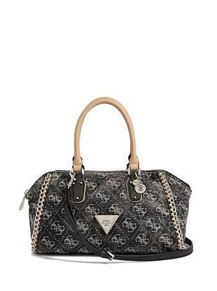 Guess Delaney Mini Palm handbags amelle uptown satchel