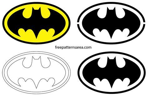 batman logo symbol  silhouette stencil vector