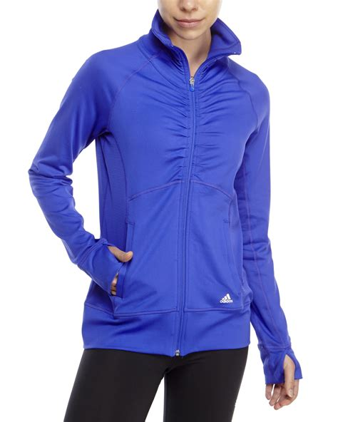 Jaket Sweater Royal Hodie Zipper Unisex lyst adidas royal blue ultimate zip up performance sweatshirt in blue
