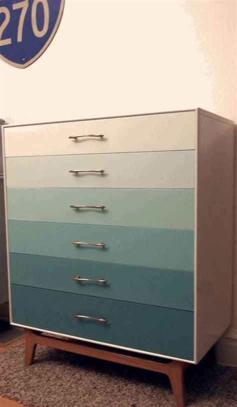 mid century dresser painted 313 best painted mid century inspiration images on