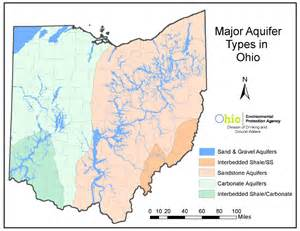 water aquifer map ground water quality characterization program