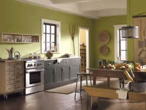 Color Schemes For Kitchens by Green Kitchen Paint Colors Pictures Amp Ideas From Hgtv Hgtv