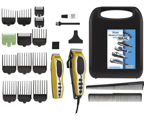 Wahl Clipper Professional 2166 Hair Cutting Kit wahl professional trim hair clipper kit 22 barber pro hair cutting set new ebay