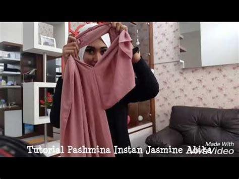 Pashmina Instan Squeena 5 tutorial pashmina instan abika