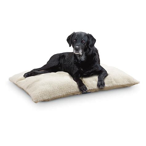 serta dog beds serta 174 pet bed size medium 176033 kennels beds at sportsman s guide