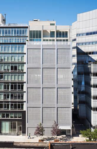 Mba House Nyc by Metal Shutter Houses New York City Shigeru Ban