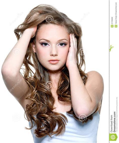 beautiful teen beautiful teen girl royalty free stock images image
