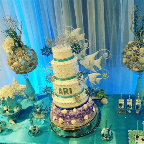 quinceanera themes under the sea 10 best winter under the sea images on pinterest beach