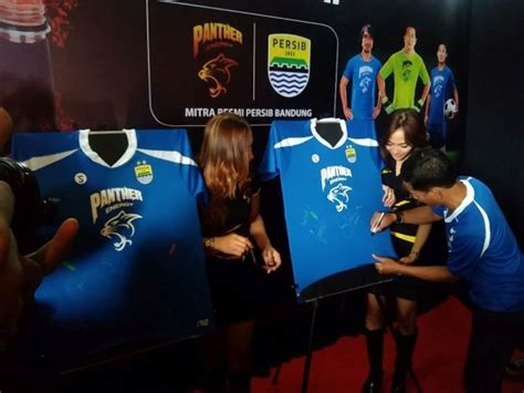 Jersey Persib Datsun persib bandung kedatangan sponsor baru infobdg