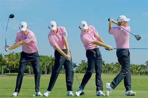 Swing Sequence Brandt Snedeker Australian Golf Digest