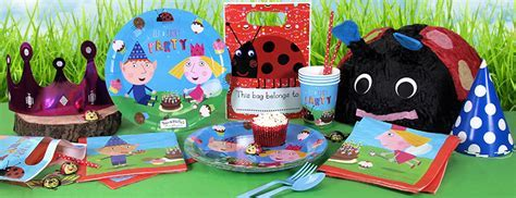Ben & Holly Party Supplies     Party Delights