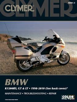 Bmw K1200rs K1200gt K1200lt Manual Service Repair