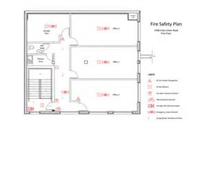 emergency floor plan obd fire safety plans