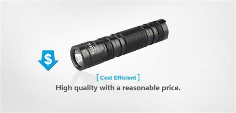 Xtar Pacer Wk18 Senter Led Cree Xm L2 U3 1000 Lumens Berkualitas Edc Flashlight Cing Light Running Light Cing L