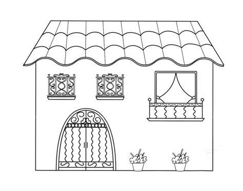 imagenes de casas lindas para dibujar planos de casas de dos plantas part 25