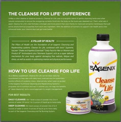 Detox Fast Cleanse 212 by 212 Best Images About Isagenix On