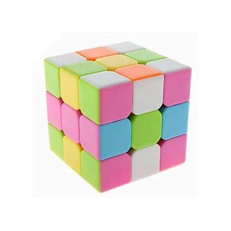 Rubik 3x3 Jocubes Speedcube Stickerless Pink 29 best images about cubes for days on pastel perpetual calendar and rubik s cube