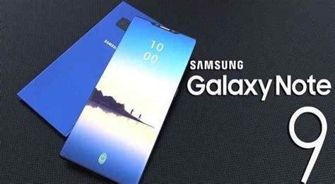 Harga Samsung Note 9 bocoran harga samsung galaxy note 9 yang akan diluncurkan