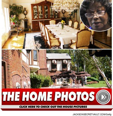 katherine jackson house jackson house katherine s little fixer upper tmz com