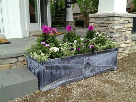 Planter Ideas For Front Of House by Planter Ideas For Front Of House Nana S Workshop