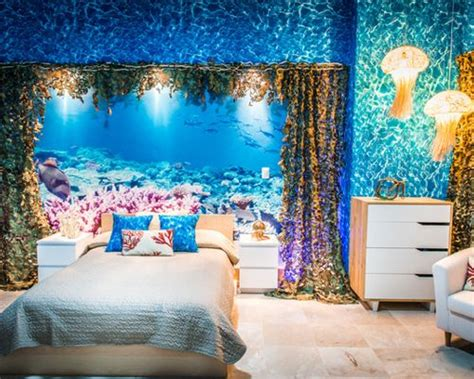 ocean decorations for bedroom ocean theme bedroom houzz