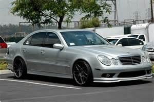 Mercedes V8 Amg Mercedes E55 Amg W211 531ps V8 Kompressor E Klasse